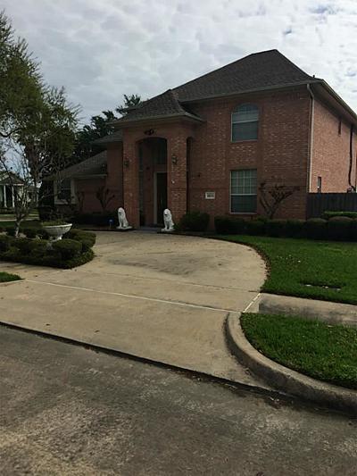 Pasadena Single Family Home For Sale: 3803 Tripoli