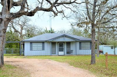 Burleson County Single Family Home For Sale: 219 Shadow Oak