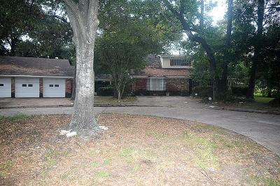 Houston Single Family Home For Sale: 4419 Santee Street