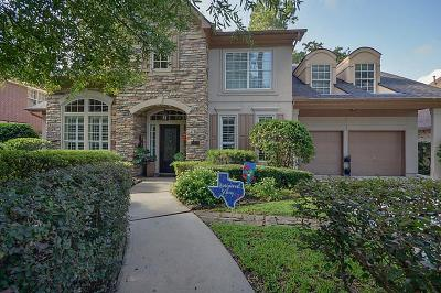 Kingwood Single Family Home For Sale: 2319 Crimson Valley Court