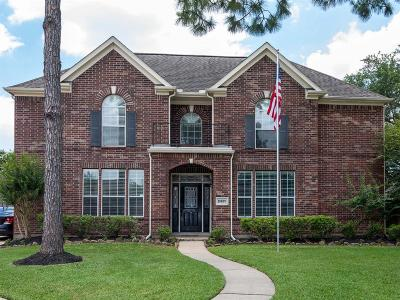 Houston Single Family Home For Sale: 13807 Marbledale Court