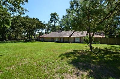 Cypress Single Family Home For Sale: 13235 Cypress North Houston Road