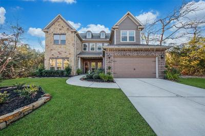 Montgomery Single Family Home For Sale: 105 Golden Eye Court
