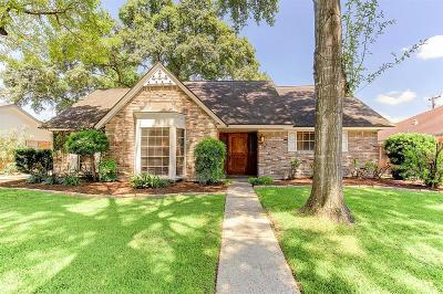 Houston Single Family Home For Sale: 982 Chamboard Lane