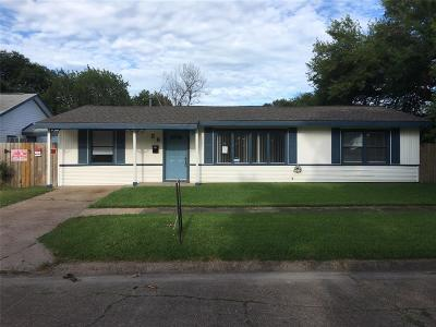 Texas City Single Family Home For Sale: 28 16th Street N