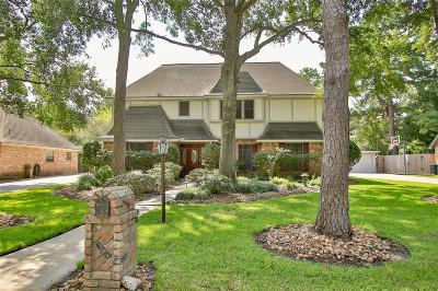 Memorial Northwest Single Family Home For Sale: 8223 Forest Ridge Road