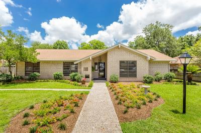 Dickinson Single Family Home For Sale: 3719 Evergreen Drive