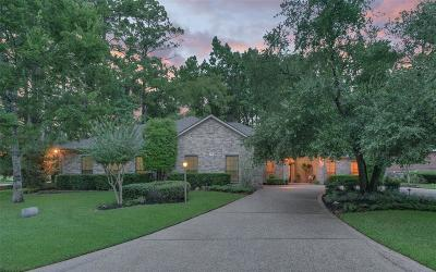 Montgomery Single Family Home For Sale: 14 Highwood Road