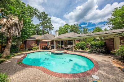 The Woodlands Single Family Home For Sale: 96 E Stony End Place