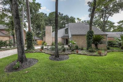 The Woodlands Single Family Home For Sale: 6 Rambling Wood Court