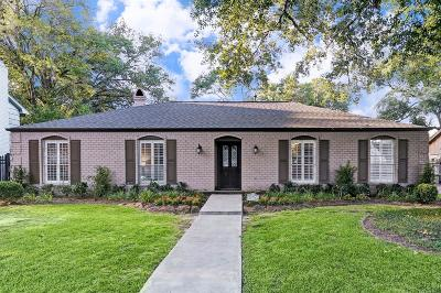 Houston Single Family Home For Sale: 10706 Valley Forge Drive