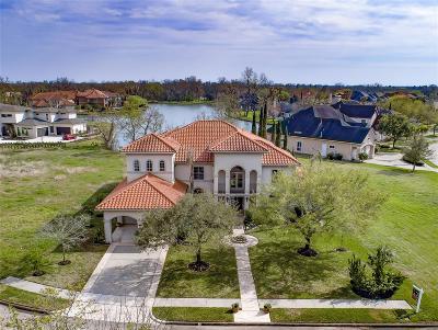 Missouri City Single Family Home For Sale: 6 Hidden Cove Boulevard