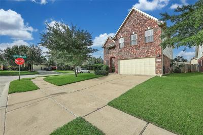 Katy Single Family Home For Sale: 3626 Knights Hollow Court