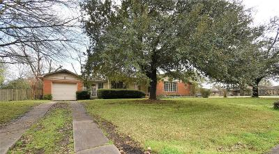 Washington County Single Family Home Pending: 609 W Lubbock Street