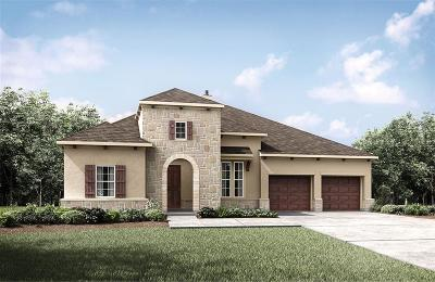 Kingwood Single Family Home For Sale: 3310 Opal Stone