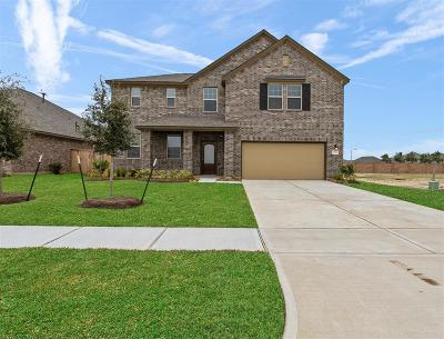Texas City Single Family Home For Sale: 3114 Red Pebble Lane