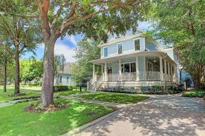 Houston Single Family Home For Sale: 1538 Arlington Street