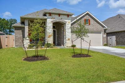 New Caney Single Family Home For Sale: 18846 Rosewood Terrace Drive