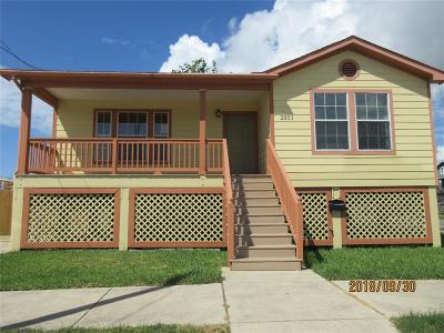 Single Family Home For Sale: 2301 56th Street