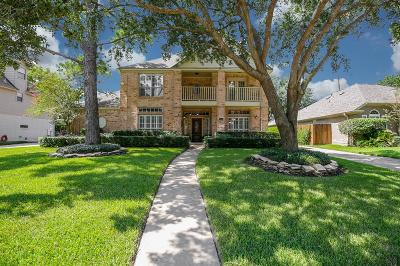 Houston Single Family Home For Sale: 1914 Baker Trail