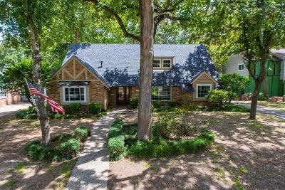 Memorial Single Family Home For Sale: 14318 Twisted Oak Lane