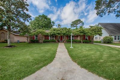 Houston Single Family Home For Sale: 18218 Hereford Lane