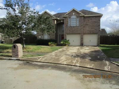Bacliff Single Family Home For Sale: 5146 Chase Park Circle
