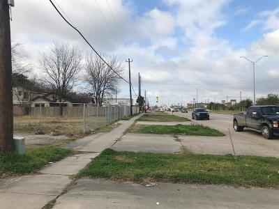 Houston Residential Lots & Land For Sale: 7127 N Shepherd Drive