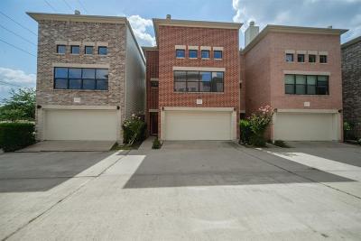 Houston Single Family Home For Sale: 8632 Meadowcroft Drive
