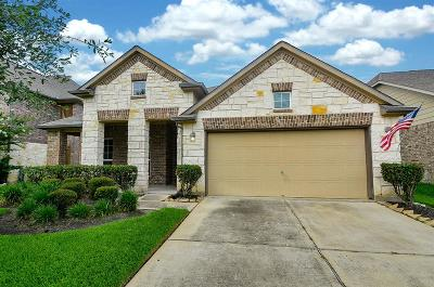 Brookshire Single Family Home For Sale: 30060 Willow Walk Lane