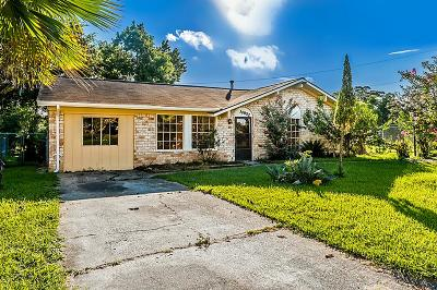 Channelview Single Family Home For Sale: 14902 Gloster Drive