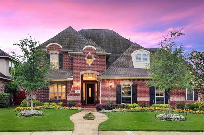 Houston Single Family Home For Sale: 5914 Sandia Lake Lane