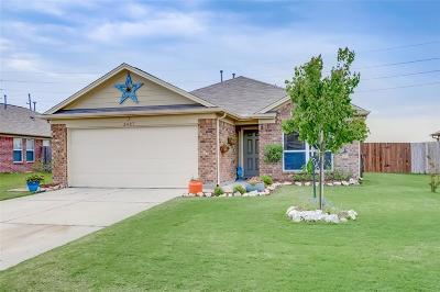Rosenberg Single Family Home For Sale: 2407 Zephyr Lane