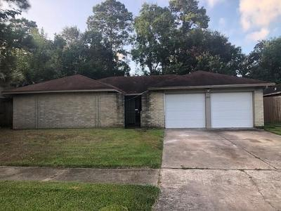 Single Family Home For Sale: 6526 Coachgate Drive