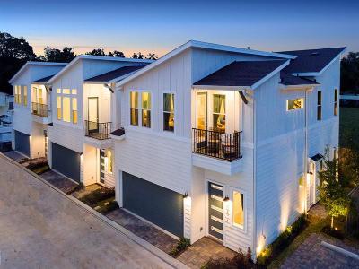 Harris County Single Family Home For Sale: 508 W Donovan Street #A