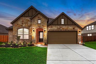 Crosby Single Family Home For Sale: 714 S Galley Drive