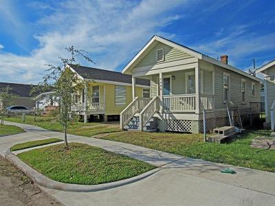 Galveston Multi Family Home For Sale: 5008 Avenue L
