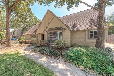 Harris County Single Family Home For Sale: 14231 Carolcrest Drive