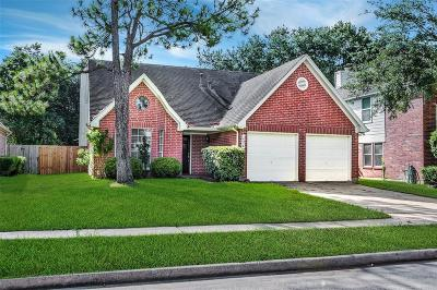 Houston Single Family Home For Sale: 14314 Providence Pine Trail