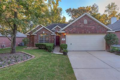 The Woodlands Single Family Home For Sale: 15 Wintergrass Place