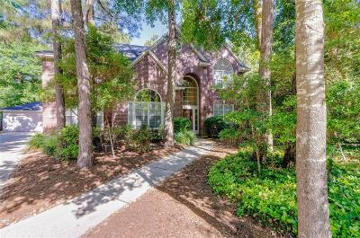 The Woodlands Single Family Home For Sale: 63 S Piney Plains Circle