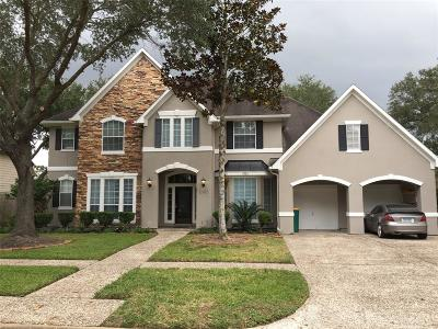 Pearland Single Family Home For Sale: 2305 Green Tee Drive