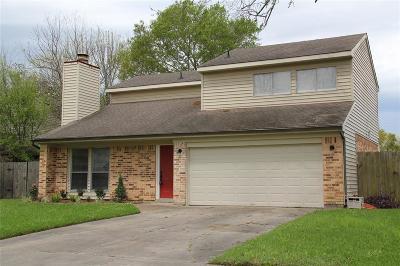 League City Single Family Home For Sale: 2708 Merrimac Drive