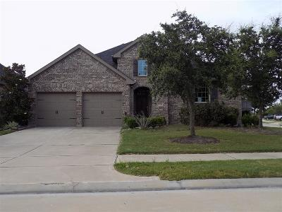 Fulshear Single Family Home For Sale: 27131 Ashley Hills Court