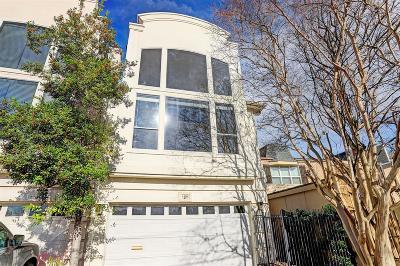 Houston Condo/Townhouse For Sale: 1811 Commonwealth Street