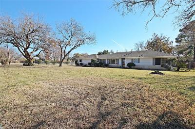 Harris County Single Family Home For Sale: 101 Lakewood Drive