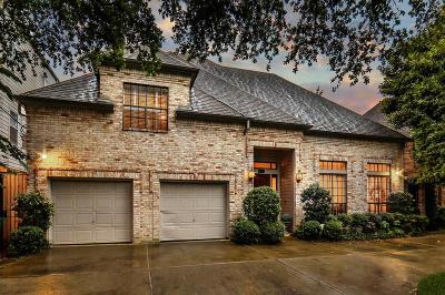 Houston Single Family Home For Sale: 4215 Childress Street
