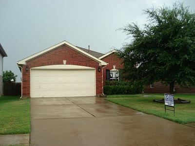 Katy Single Family Home For Sale: 21110 Bridgemeadows Lane