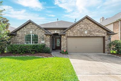 Pearland Single Family Home For Sale: 2109 Catamaran Cove Drive