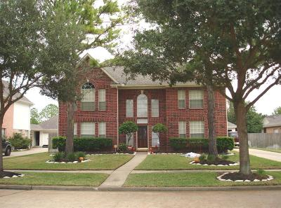 Single Family Home For Sale: 8806 Apple Mill Drive